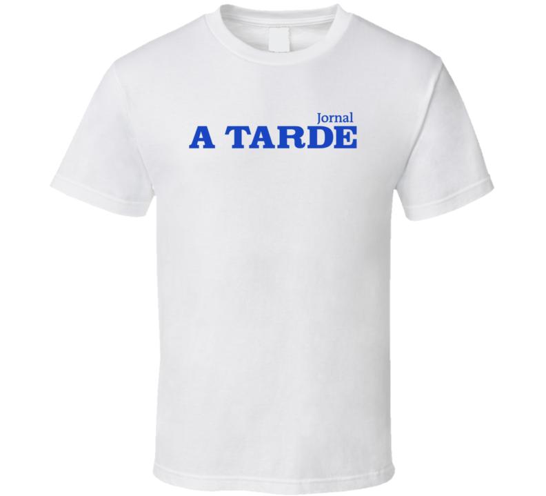 Jornal A Tarde Logo T Shirt