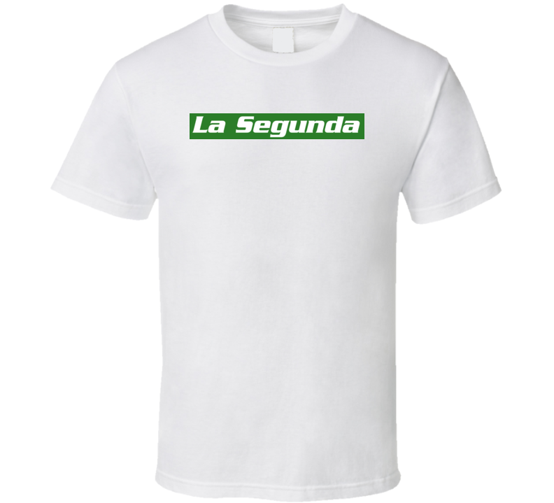 La Segunda Logo  T Shirt