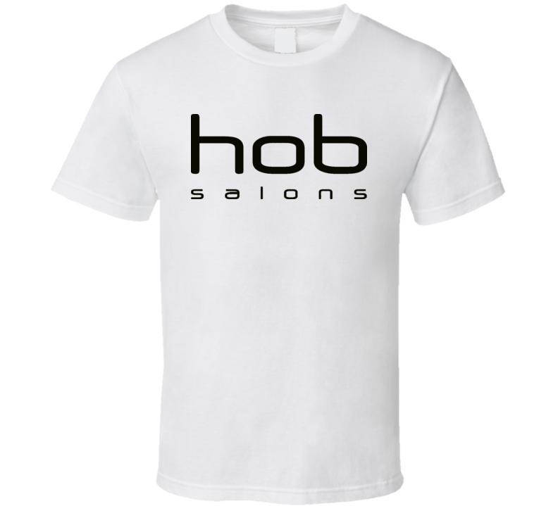 Hob Salons Logo T Shirt