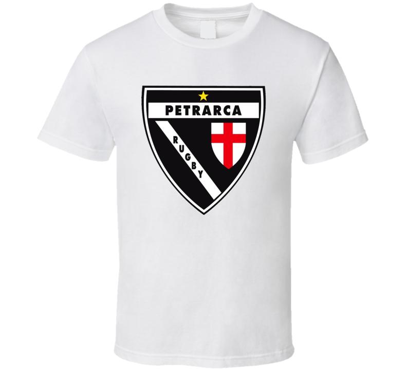 Petrarca Rugby Logo T Shirt