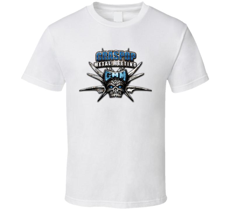 Graspop Metal Meeting Logo T Shirt
