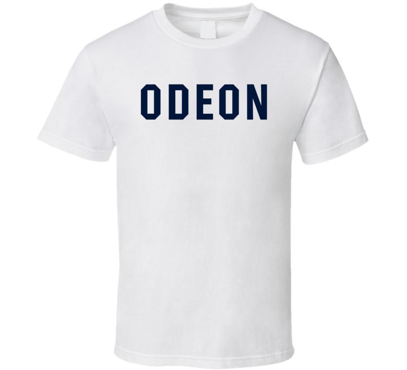 Odeon Letter Logo T Shirt