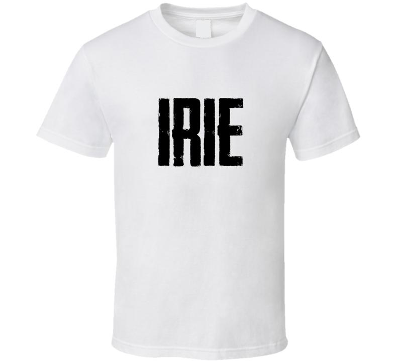 Kristen Stewart Irie White T Shirt