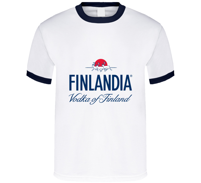Finlandia Vodka T Shirt