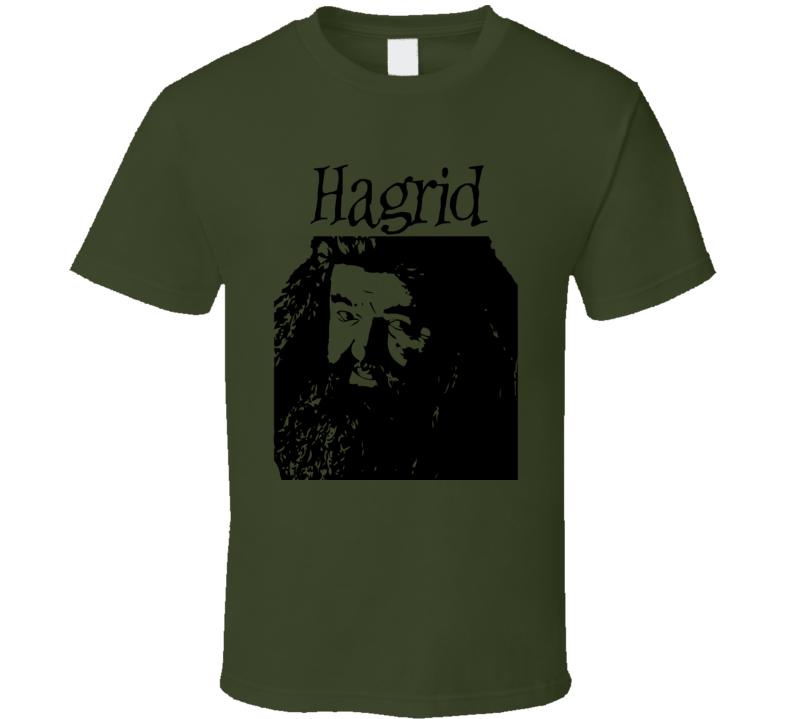 Rubeus Hagrid Harry Potter T Shirt