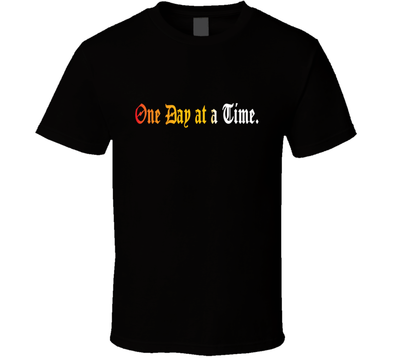 Keith Urban One Day At A Time Shirt