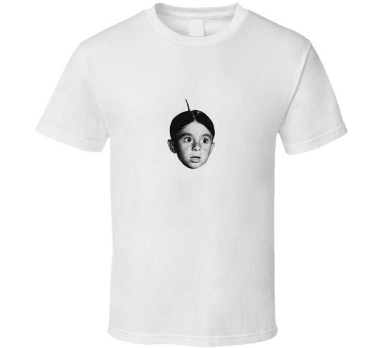 Alfalfa The Little Rascals T Shirt