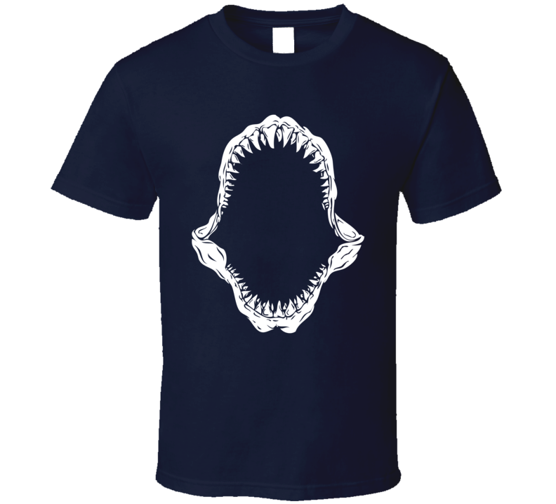 Shark Jaw T Shirt