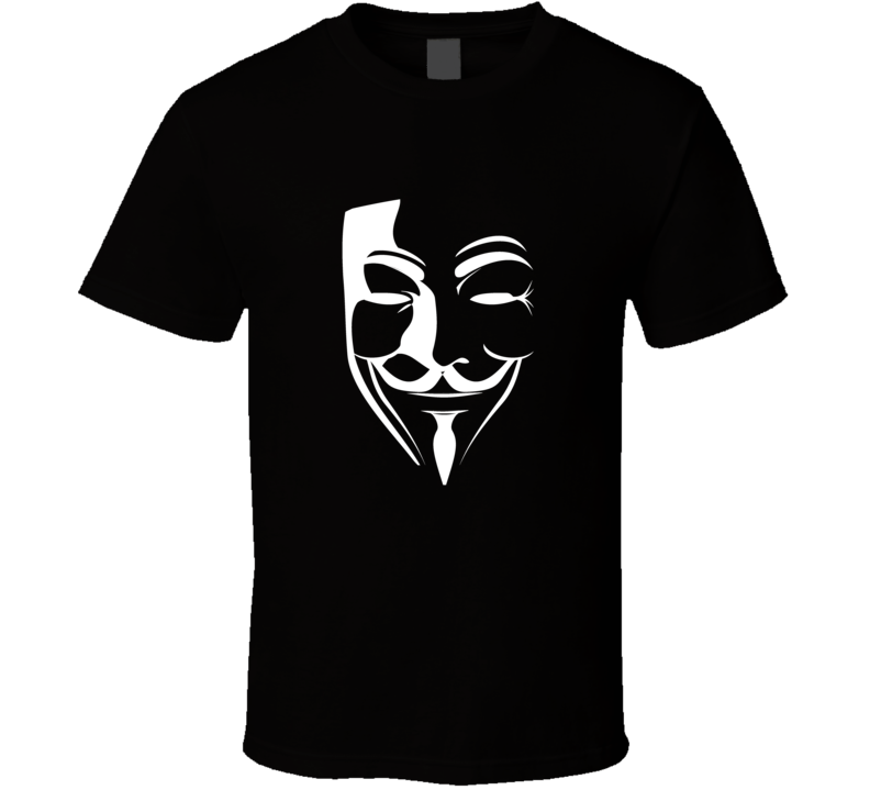 Protest V for Vendetta T Shirt