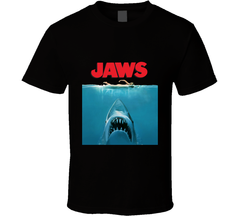 JAWS The Movie T Shirt