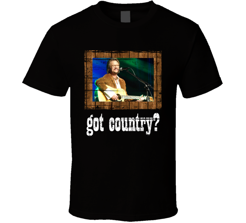 Travis Tritt Got Country Distressed Image T Shirt