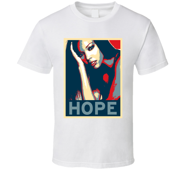 Gabrielle Union HOPE poster T Shirt