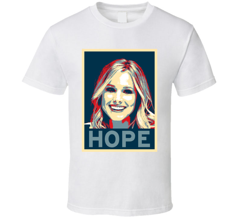 Kristen Bell HOPE poster T Shirt