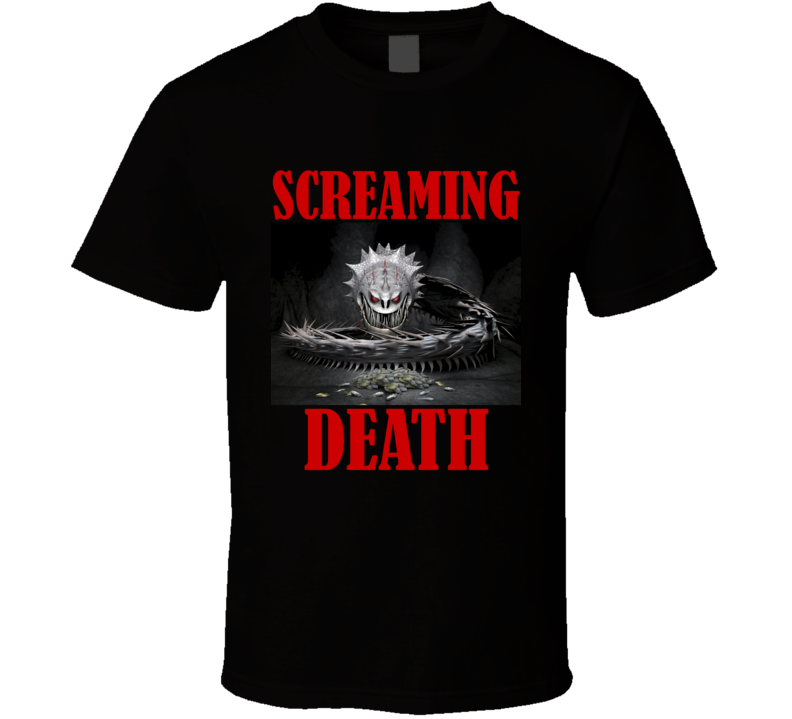 Screaming Death T-Shirt