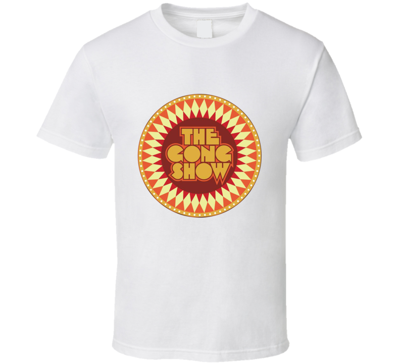Chuck Barris The Gong Show T Shirt