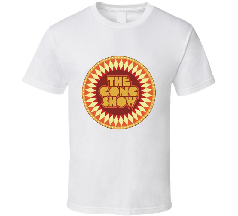 Chuck Barris The Gong Show T Shirt