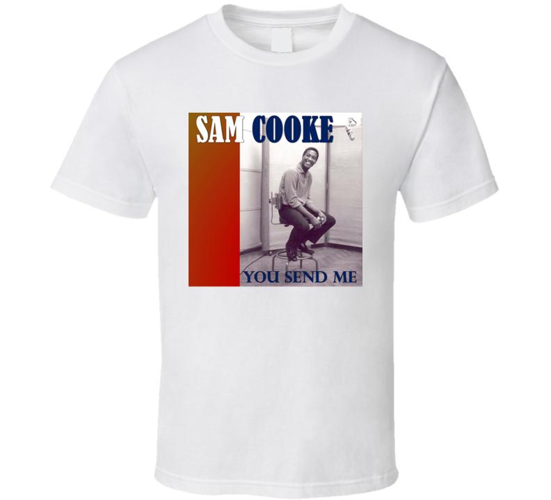 Sam Cooke Album Cover T Shirt