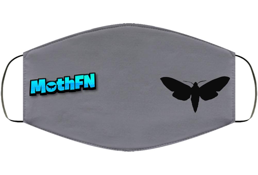 Moth Fn Merch Face Mask Cover