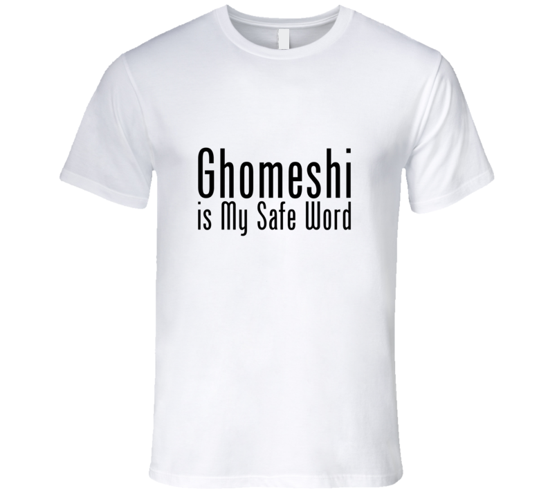 Jian Ghomeshi BDSM T-Shirt