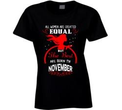 Sagittarius Zodiac November December t shirt born t-shirt women men a4