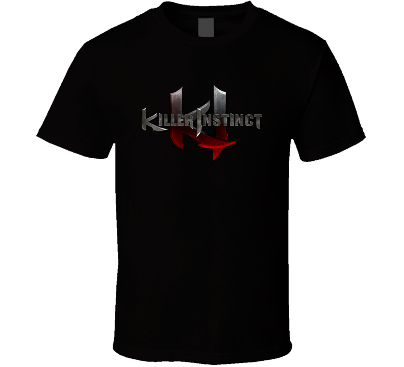 Killer Instinct Logo T-Shirt