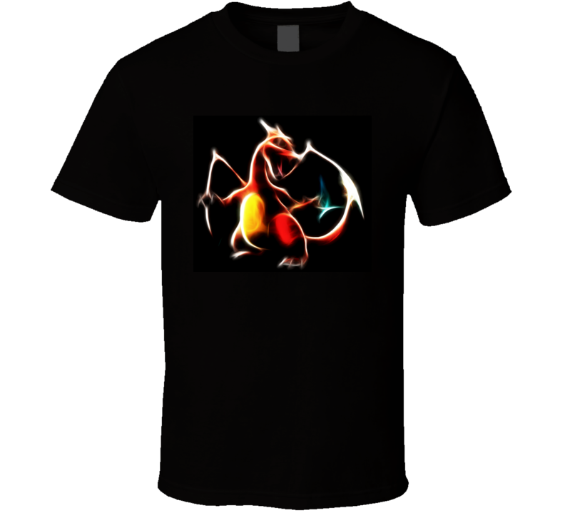 Pokemon Go Charizard T-Shirt