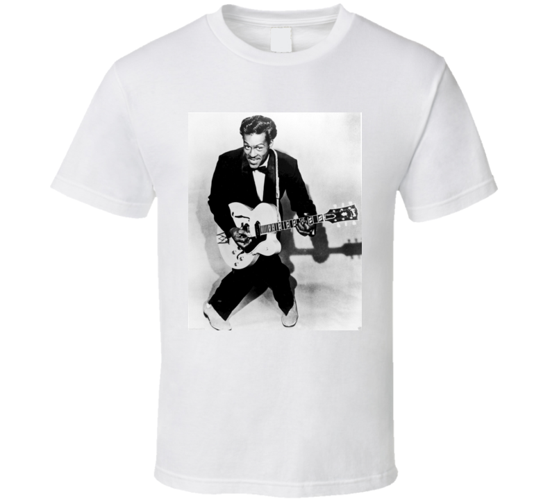 Chuck Berry 90th Birthday T Shirt