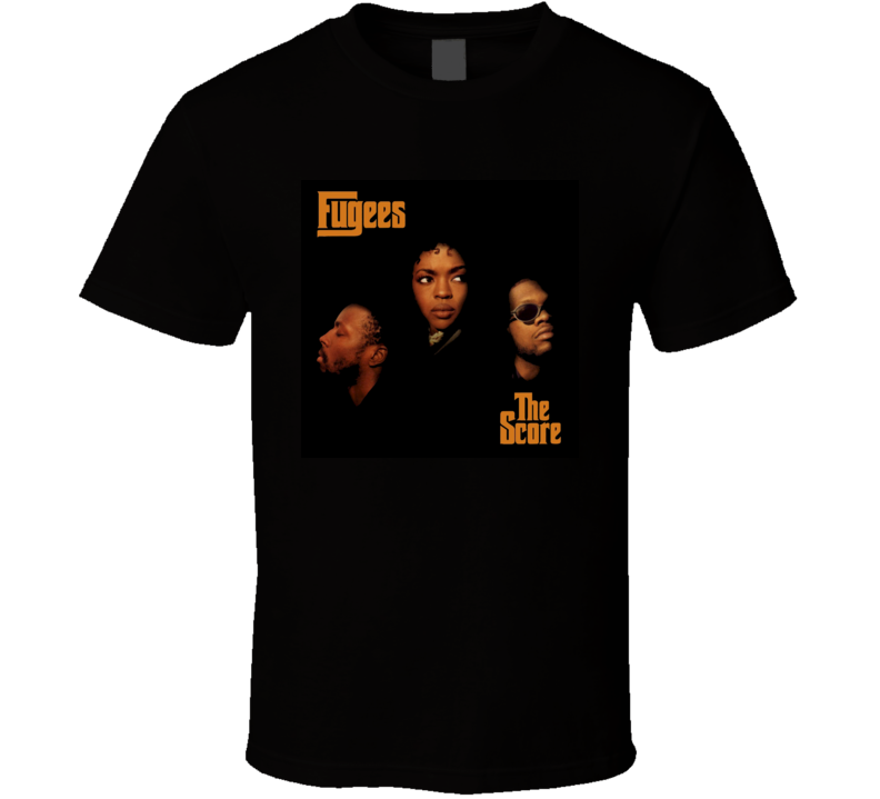 Fugees The Score Album Cover Image T Shirt