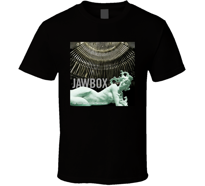 Jawbox For Your Own Special Sweetheart Album Cover Grunge Look T Shirt