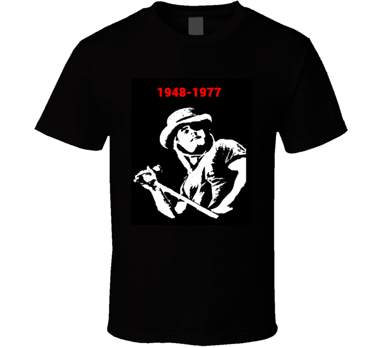 Ronnie Van Zant tribute t-shirt Lynyrd Skynyrd Southern Rock and Roll music t-shirt
