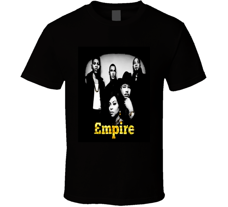 Empire TV music Industry show Rap Hip Hop T Howard Lucious Lyon Cookie t-shirts T Shirt