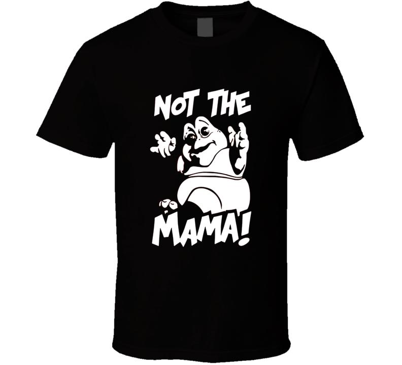 Not The Mama Dinosaurs tv show Baby Sinclair Saturday cartoon retro t-shirt