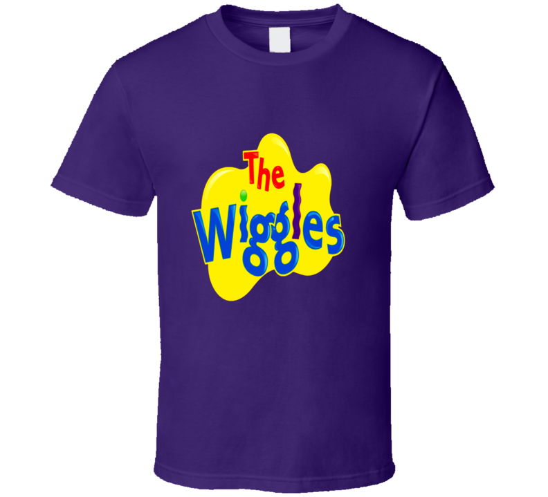 The Wiggles children's TV program kids shows TV t-shirts T Shirt