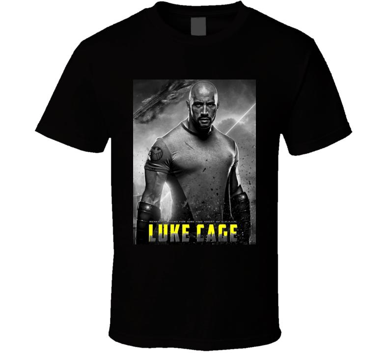Luke Cage Netflix T Shirt