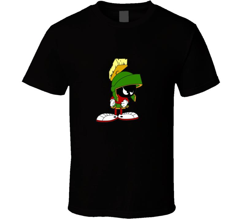 Looney Tunes Marvin Martian T Shirt