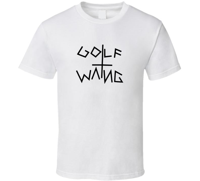 Golf Wang Wolf Gang Tyler Creator Odd Future ofwgkta T Shirt