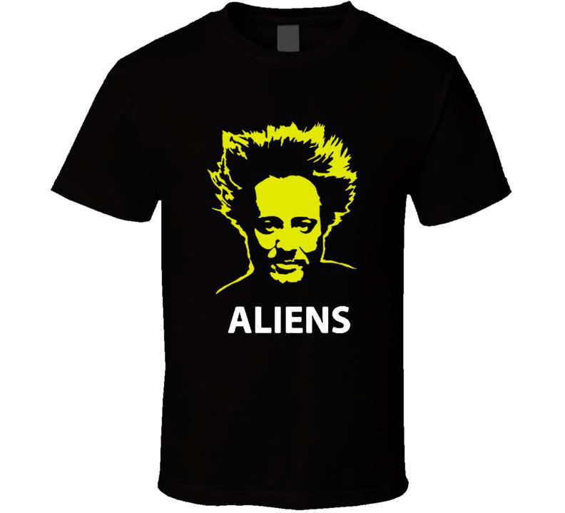Giorgio Tsoukalos Ancient Aliens Big Hair Guy t-shirt