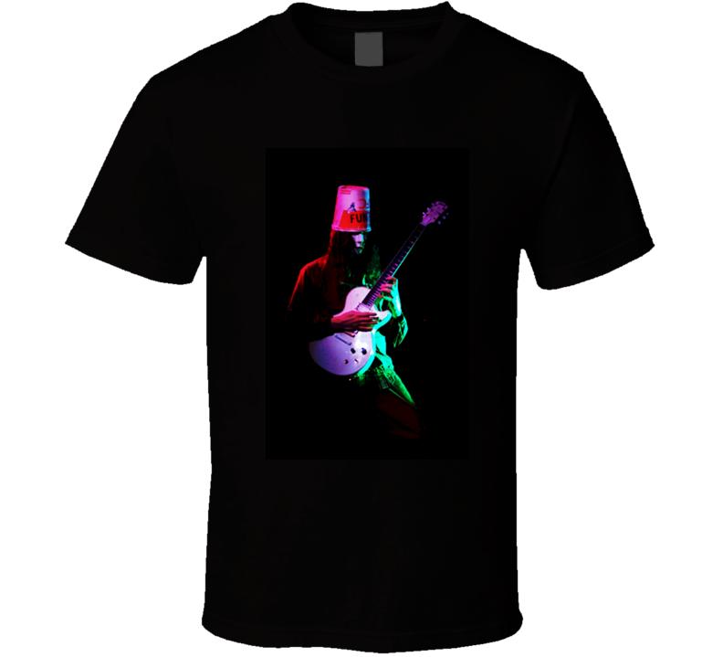 Music Rock Legend Buckethead Magic T Shirt
