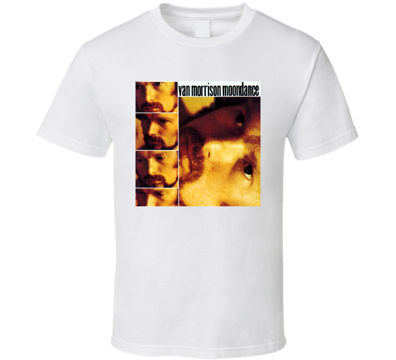 Van Morrison - Moondance Album T Shirt
