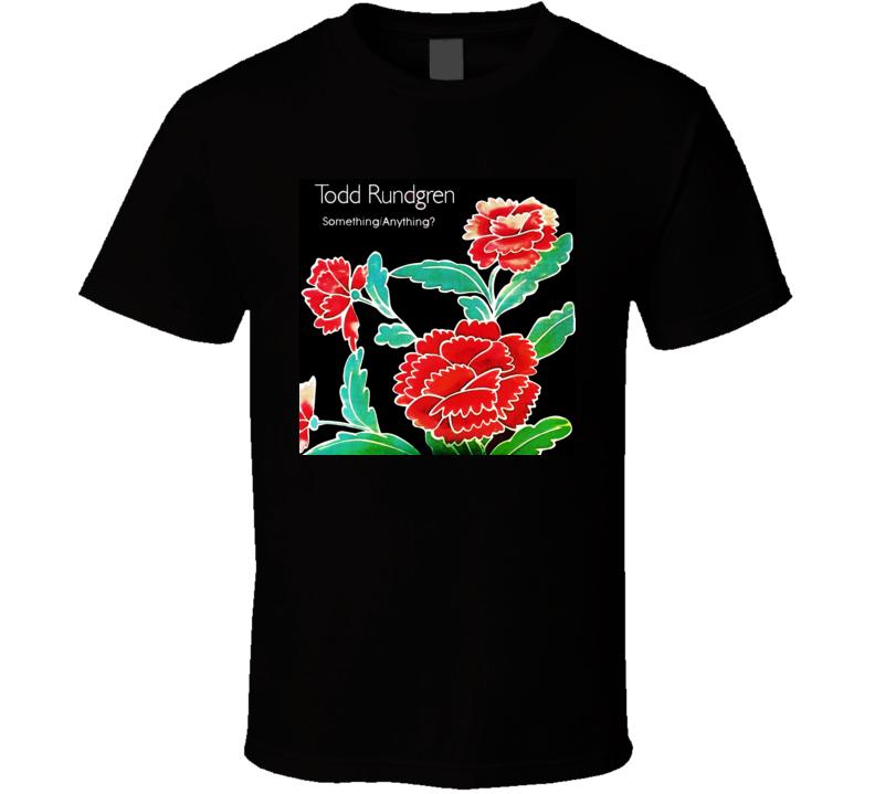 Todd Rundgren SomethingAnything Album T Shirt