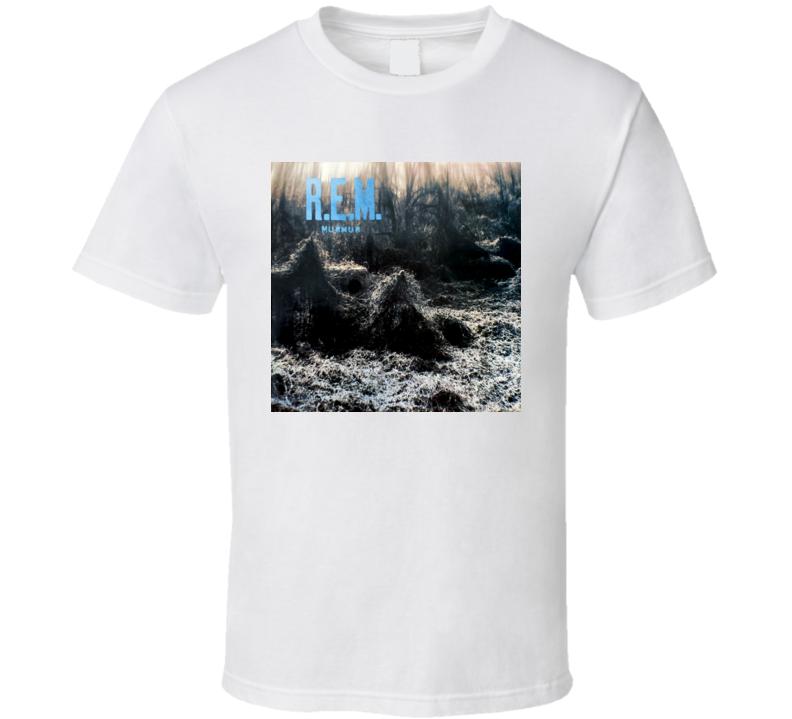 REM Murmur Album T Shirt