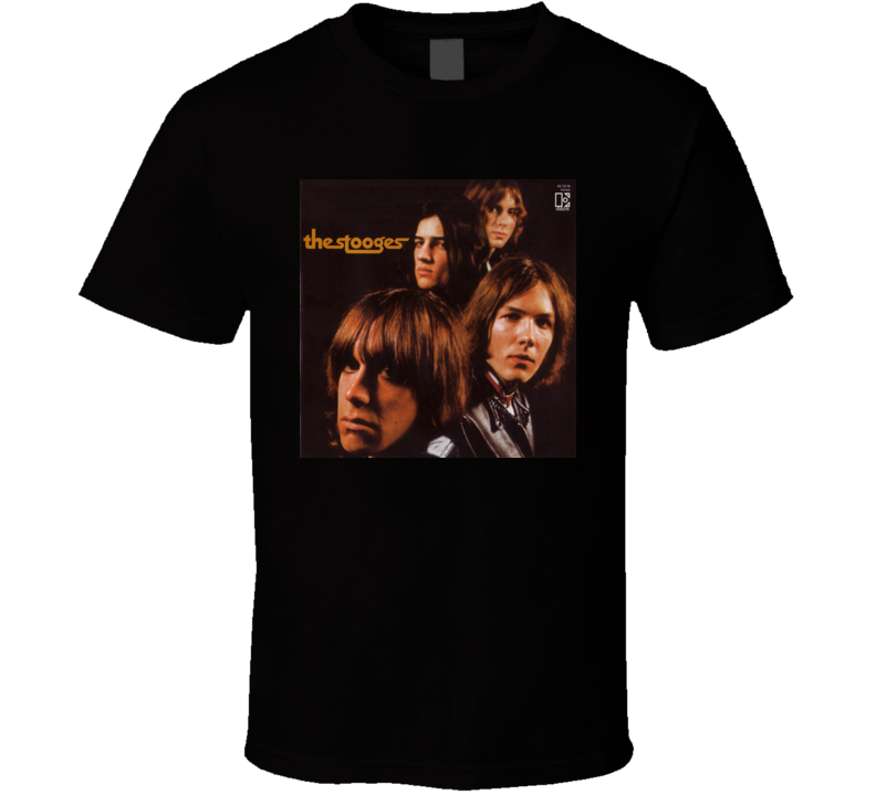 The Stooges The Stooges Album T Shirt