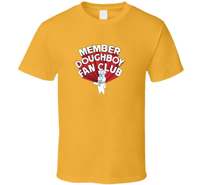 Pillsbury Doughboy Fan Club Retro T Shirt
