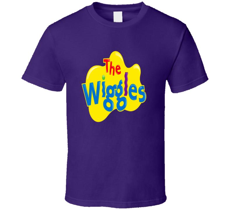 The Wiggles children's TV program kids shows TV t-shirts T Shirt