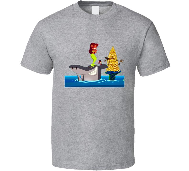 Zig and Sharko T Shirt