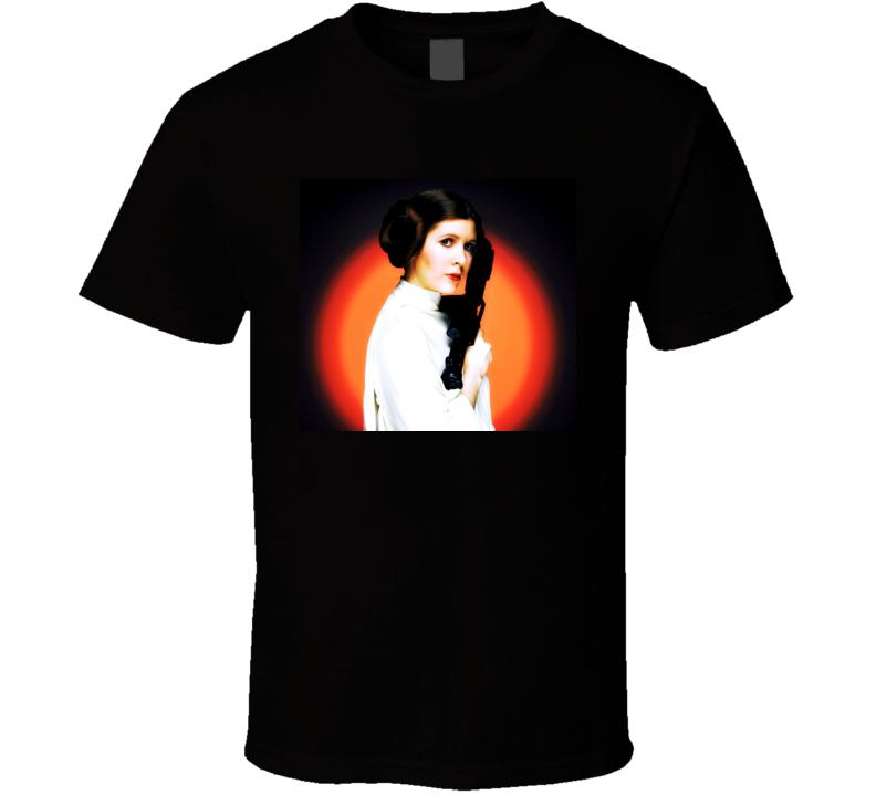 Princess Leia Star Wars t shirt leia organa carrie fisher rip t-shirt t shirt tee