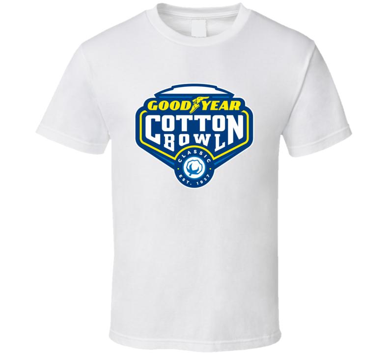 Good Year Cotton Bowl Classic T-Shirt t shirt