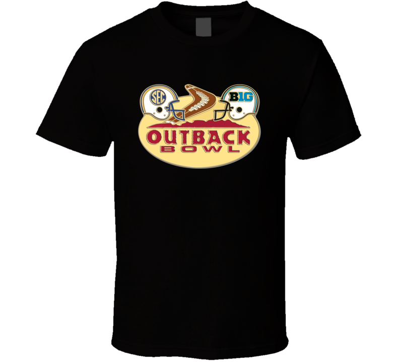 Outback Bowl T-Shirt t shirt a