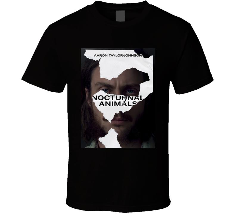 Aaron Taylor-Johnson Nocturnal Animals t shirt