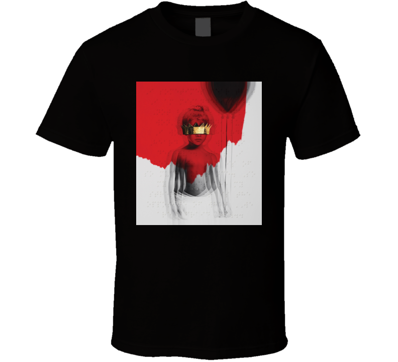 Anti Rihanna t shirt